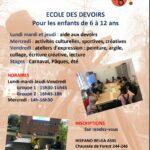 Explorations et ateliers à l'école de devoirs